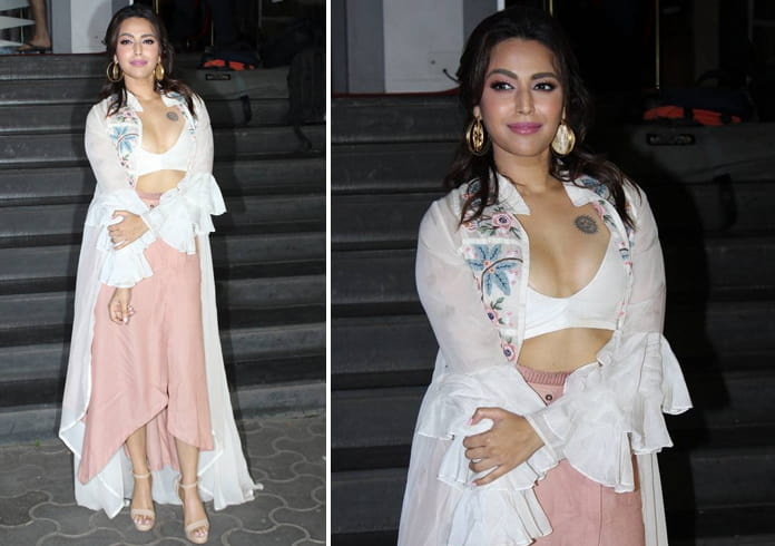 Swara Bhaskar at Veere Di Wedding Screening