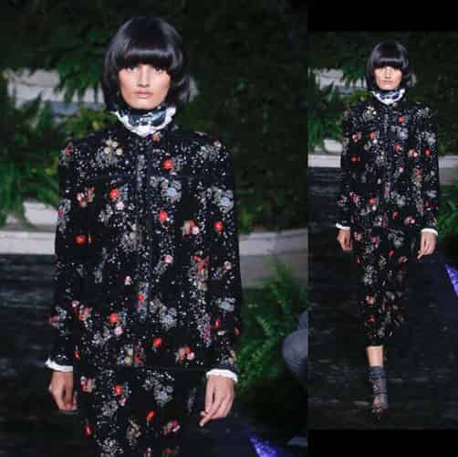 Dipti Sharma in the Erdem Show