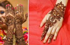 Gujarati Mehndi Designs