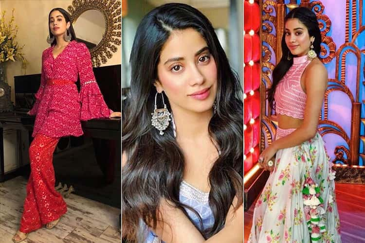 Janhvi Kapoor Splendid Fashion