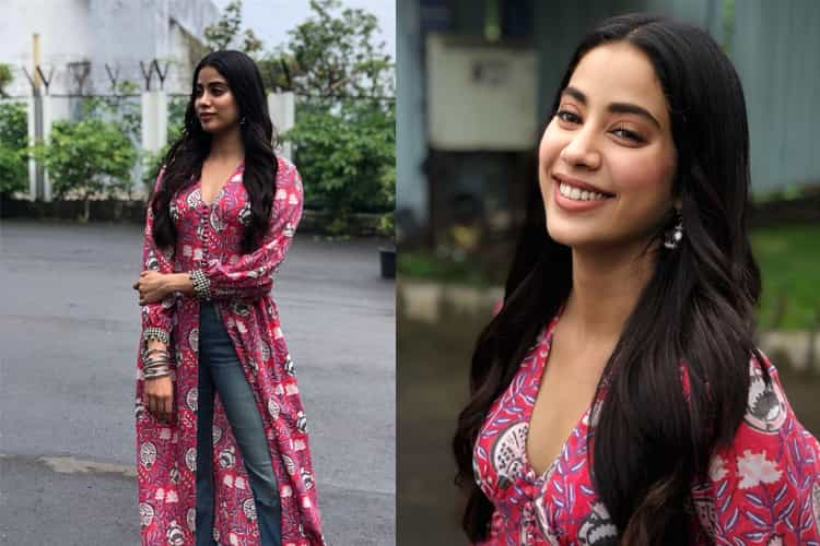 Janhvi Kapoor fashion trends
