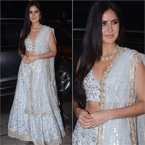Katrina Kaif at Poorna-Namit Wedding
