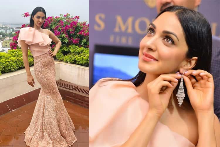 Kiara Advani in Neeta Lulla fashion
