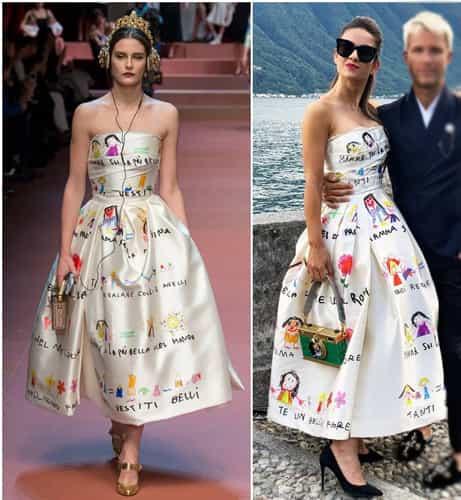 Natasha Poonawalla fashion