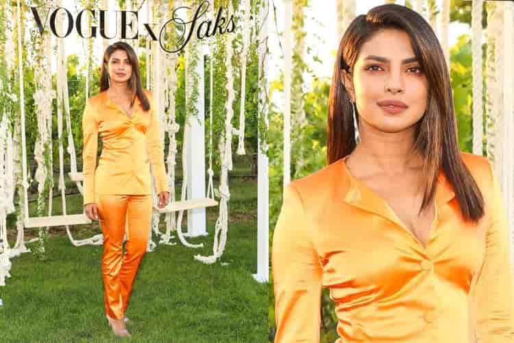 Priyanka Chopra in Vogue magazine