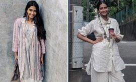 Sonam Kapoor Travel Fashion