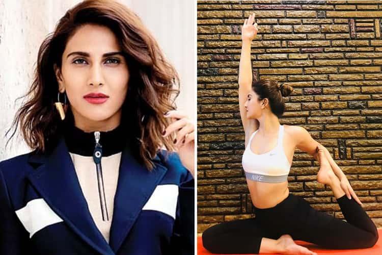 Vaani Kapoor Workouts
