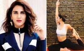 Vaani Kapoor fitness