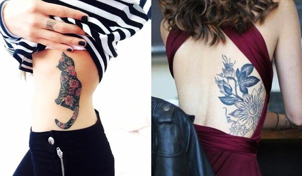 15 Top Rib Tattoo Ideas To Look Awesome