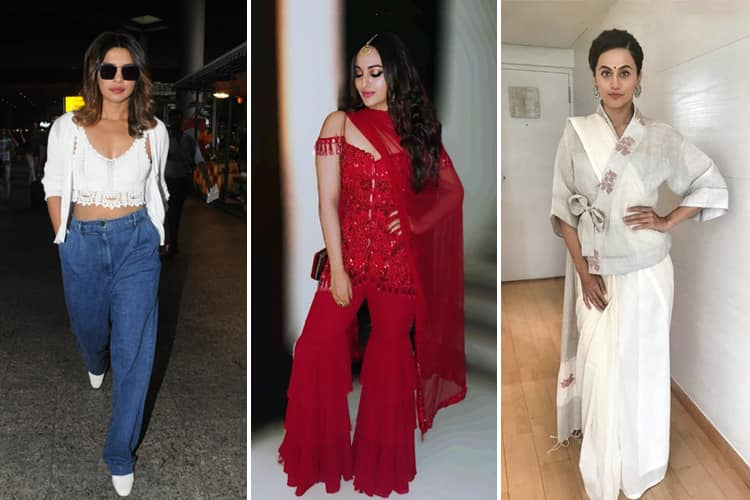 Bollywood Beauties Mid Week Fashion