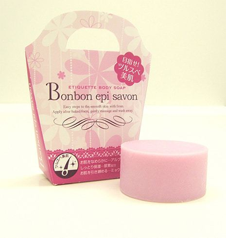 Bonbon Epi Savon Hair Removal Soap