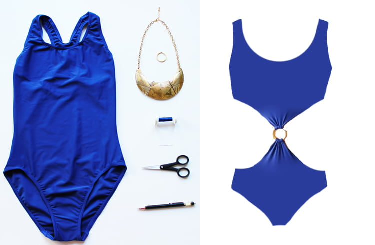 DIY Swimsuit