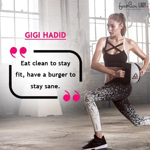 Gigi Hadid Quote