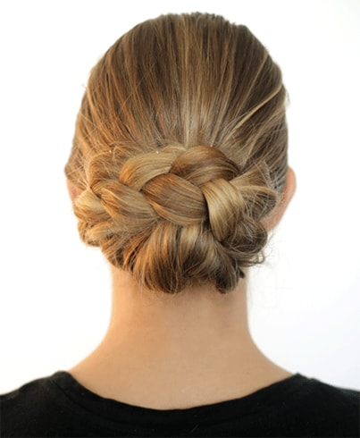 Greco Braided Bun