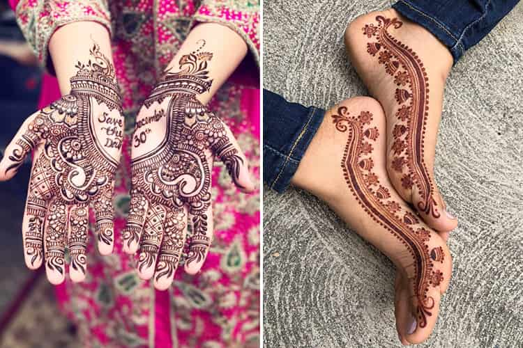 Mehndi Designs That Are Topping The Popularity Charts In 2018 19