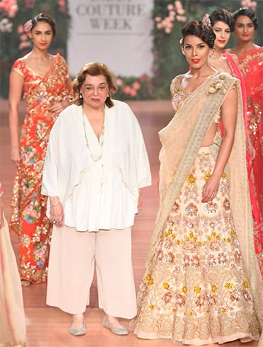 Pallavi Jaikishan at India Couture Week