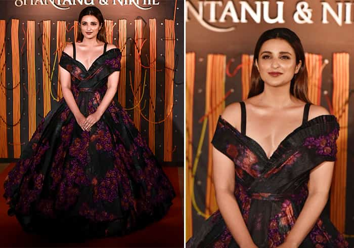 Parineeti Chopra for Shantanu and Nikhil