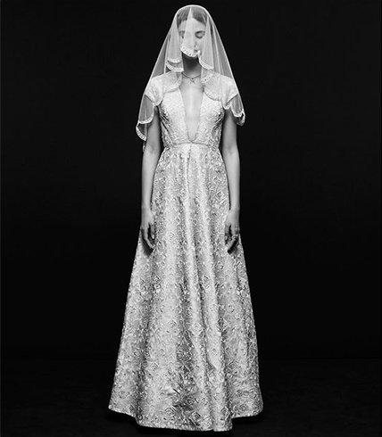 Sabyasachi International Wedding Dress
