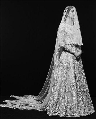 Sabyasachi Wedding Gown