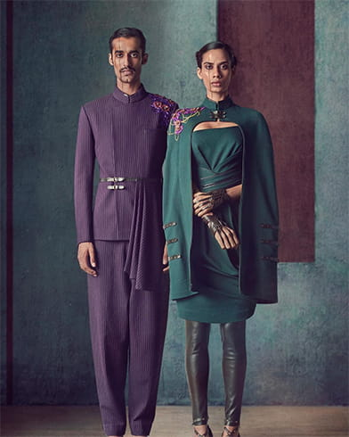 Shantanu and Nikhil Independence Collection