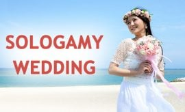 Sologamy Wedding