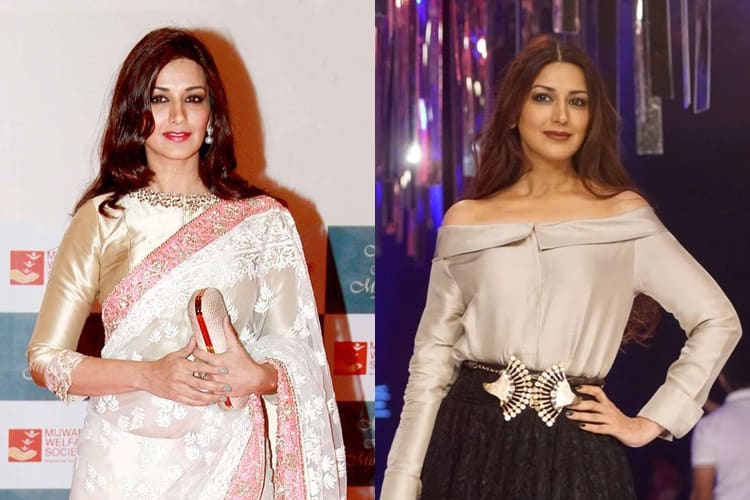 Sonali Bendre Fashion Moments