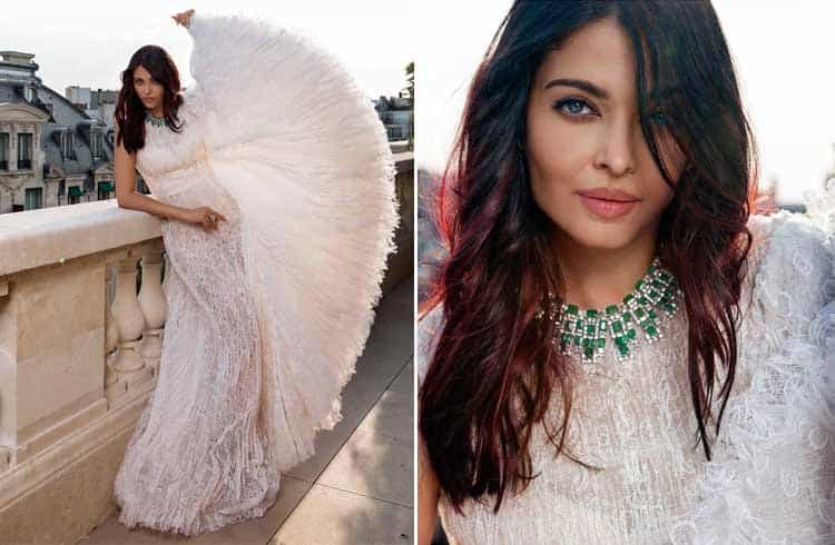 Aishwarya Rai Brides Today Photoshoot