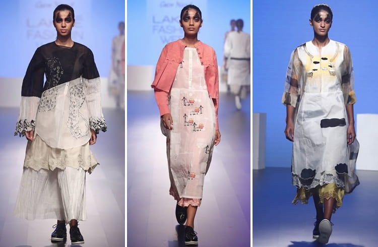 AUR Collection at LFW 2018