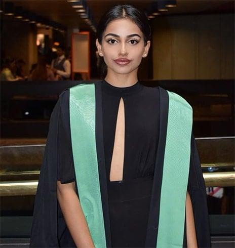 Banita Sandhu Graduation