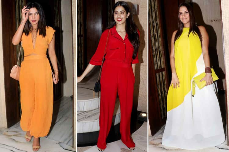 Bollywood Celebs At Manish Malhotra Party