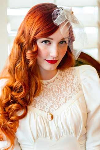 Bridal Hair Color