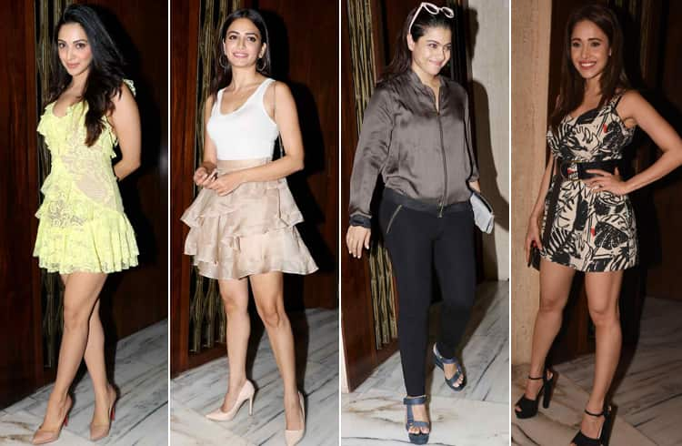 Celebs At Manish Malhotra Party