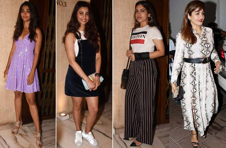 Celebs atManish Malhotra Bash