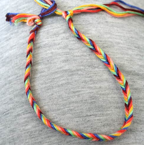 Chevron Friendship Band