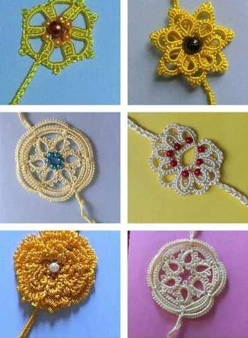 Crochet Rakhi