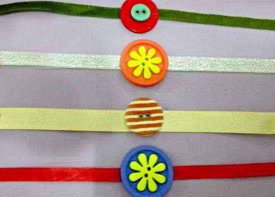 DIY Raksha Bandhan