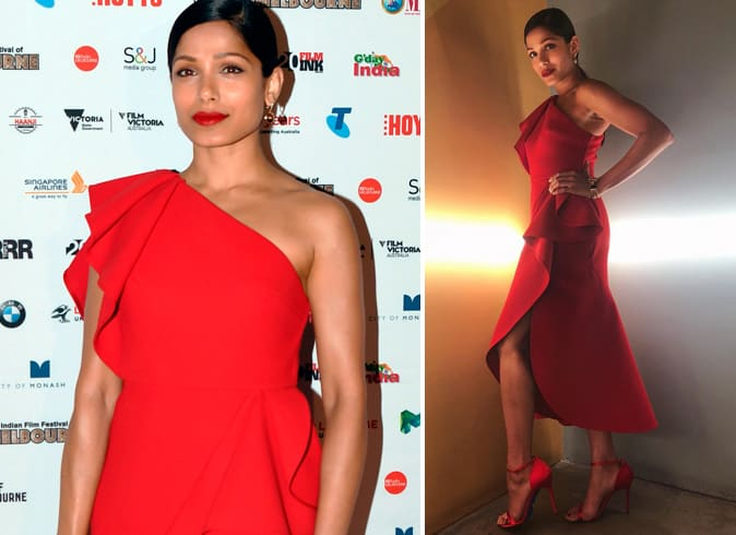 Freida Pinto Indian Film Festival of Melbourne