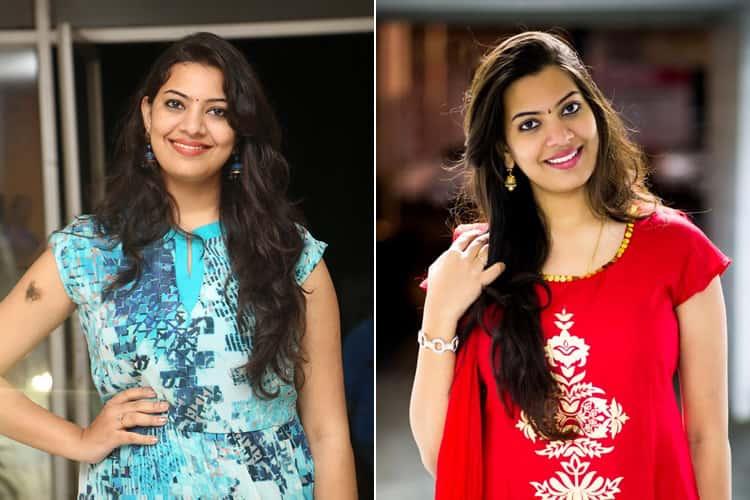 Geetha Madhuri Fashion