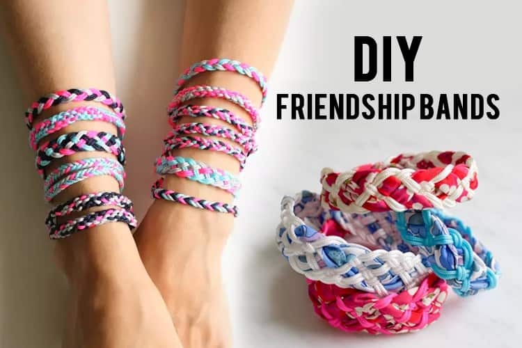 How To Make Friendship Bands