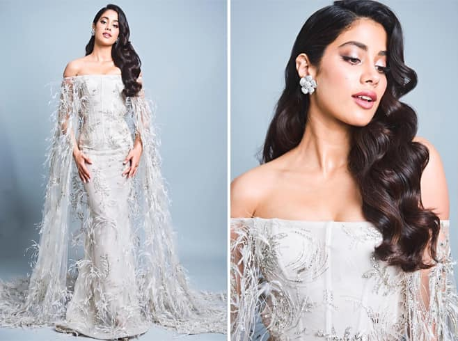 Janhvi Kapoor in Ralph Russo Outfit