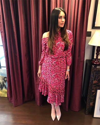 Kareena Kapoor in Saloni Outfit