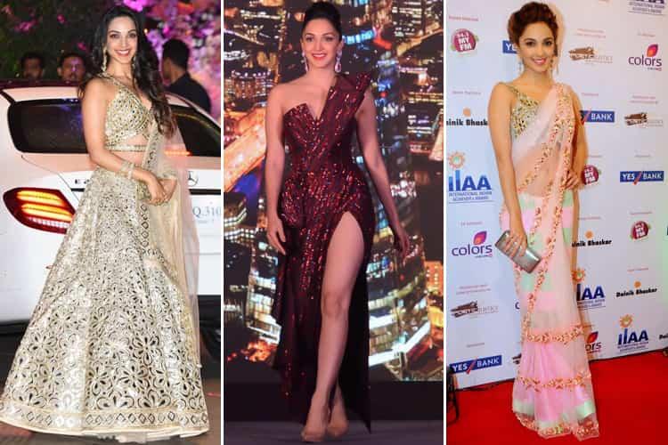 Kiara Advani Dresses
