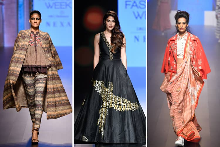Lakme Fashion Week Winter Festive 2018