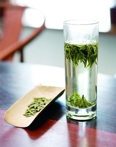 Longjing Tea For Health