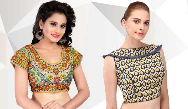 Multi Colored Blouses