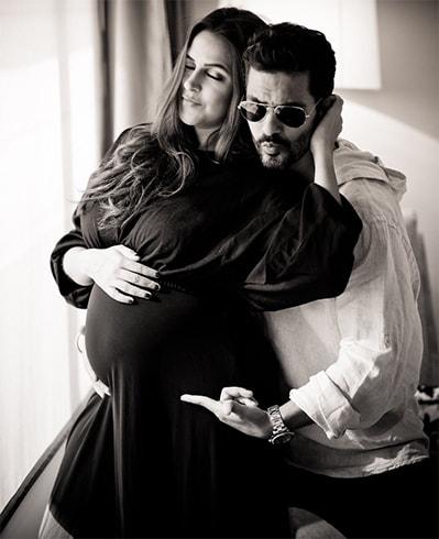 Neha Dhupia Pregnancy