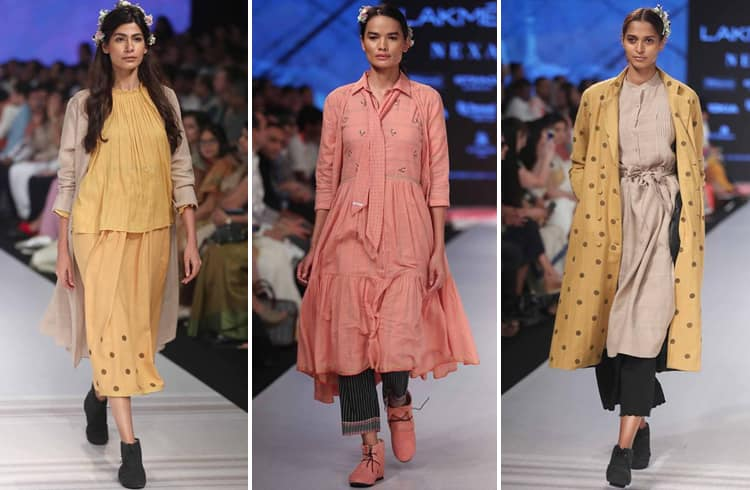 Pallavi Shantam Collection at LFW 2018