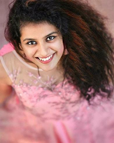 Priya Prakash Varrier Age
