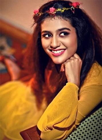 Priya Prakash Varrier Beauty