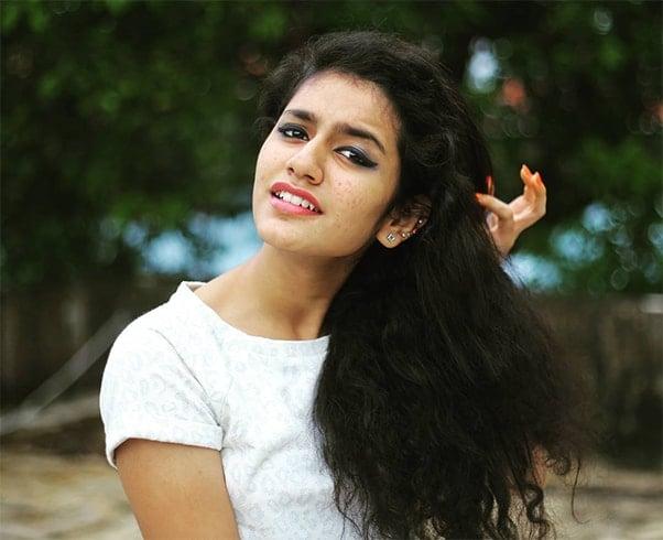 Priya Prakash Varrier Instagram